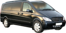 Tours of Southampton and the UK. Chauffeur driven, top of the Range Mercedes Viano people carrier (MPV)